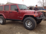 Amy and Steves Jeep JK Unlimited