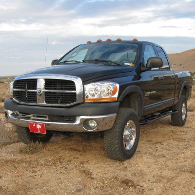 RAM 2500 - 3500 - White Knuckle Off Road Products