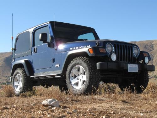 jeep wrangler tj 1997 2006 rock sliders white knuckle off road products. Black Bedroom Furniture Sets. Home Design Ideas