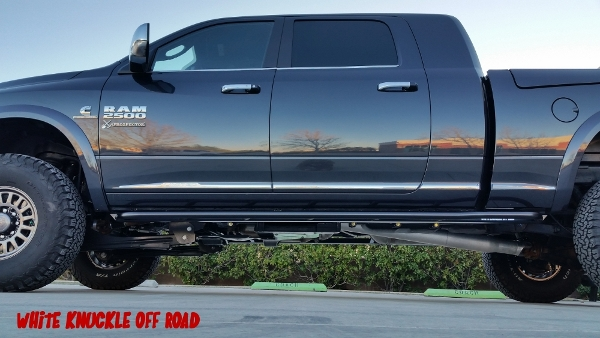 RAM 2500 Mega Cab 2014-2019 - White Knuckle Off Road Products