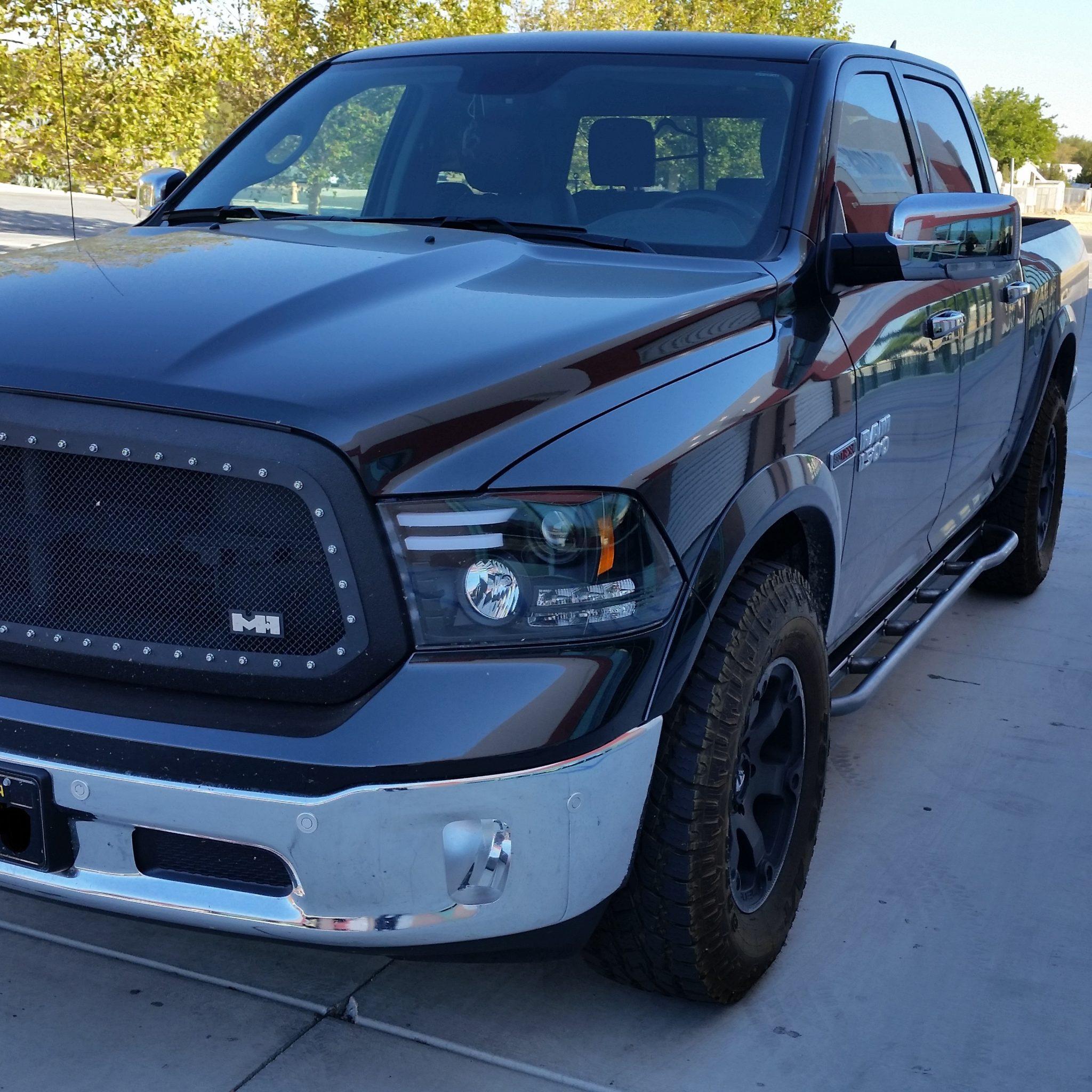 2012 dodge ram 1500 gas or diesel