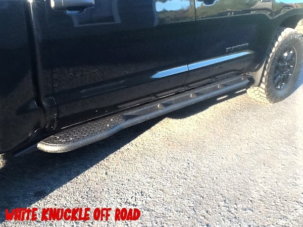 Toyota Tundra 2007-2019 Rock Sliders - White Knuckle Off ...