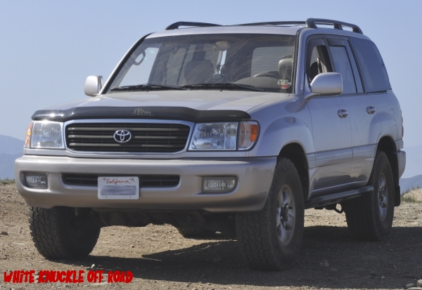 Superior Toyota 100 Series Land Cruiser ...